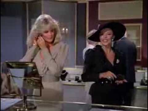 3x05 Dynasty Linda Evans &Joan Collins sweet and vicious