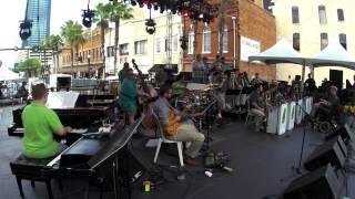 """The Mica Bethea BigBand """"Birth Rite"""" 2015 Jax Jazz Fest"""