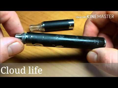 Устройство электронной сигареты evod