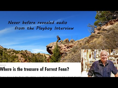 Private Interview with Forrest Fenn - Best Interview you will ever hear!!!