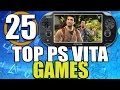 TOP 25 PS Vita Games of All Time