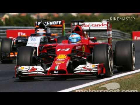Homenaje a Fernando Alonso (Cancion El Nano (Magic Alonso)-Melendi)