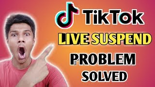How To Solved Tik Tok Temporary suspend problem | Tik Tok live Problem Solved With Twitter