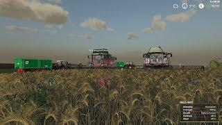 Farming Simulator 19 - Ravenport - Multiplayer - Timelapse #4