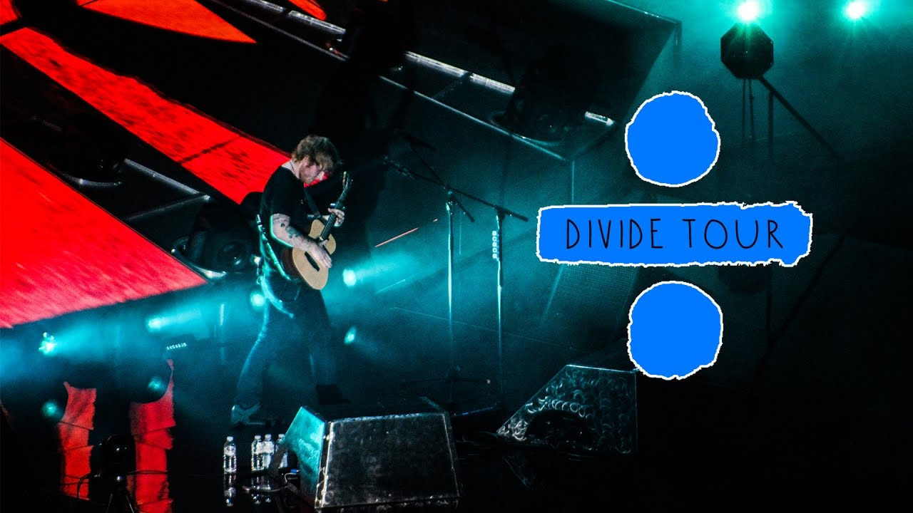 Image result for ed sheeran divide tour