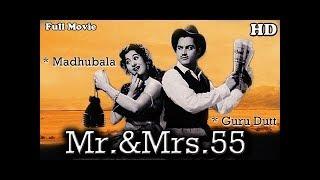 MR & MRS 55 - Guru Dutt, Madhubala