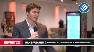 Basemakers & Bear Powerfoods Founder Speaks on BevNET Live Experience