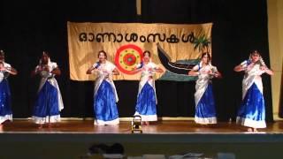 Memphis Malayalees - Onam 2010 Sasikala Charthiya