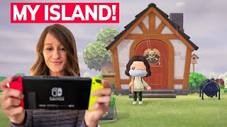 Animal Crossing: New Horizons -- Welcome to my Island!