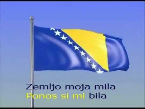 Himna Bosne i Hercegovine sa Tekstom 2011 (Mladen Kaurin)