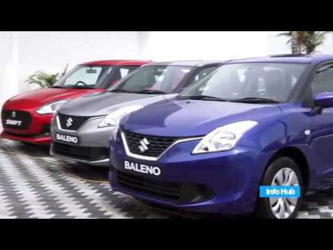 New Automotive Store Launched By Ansa Mcal Youtube