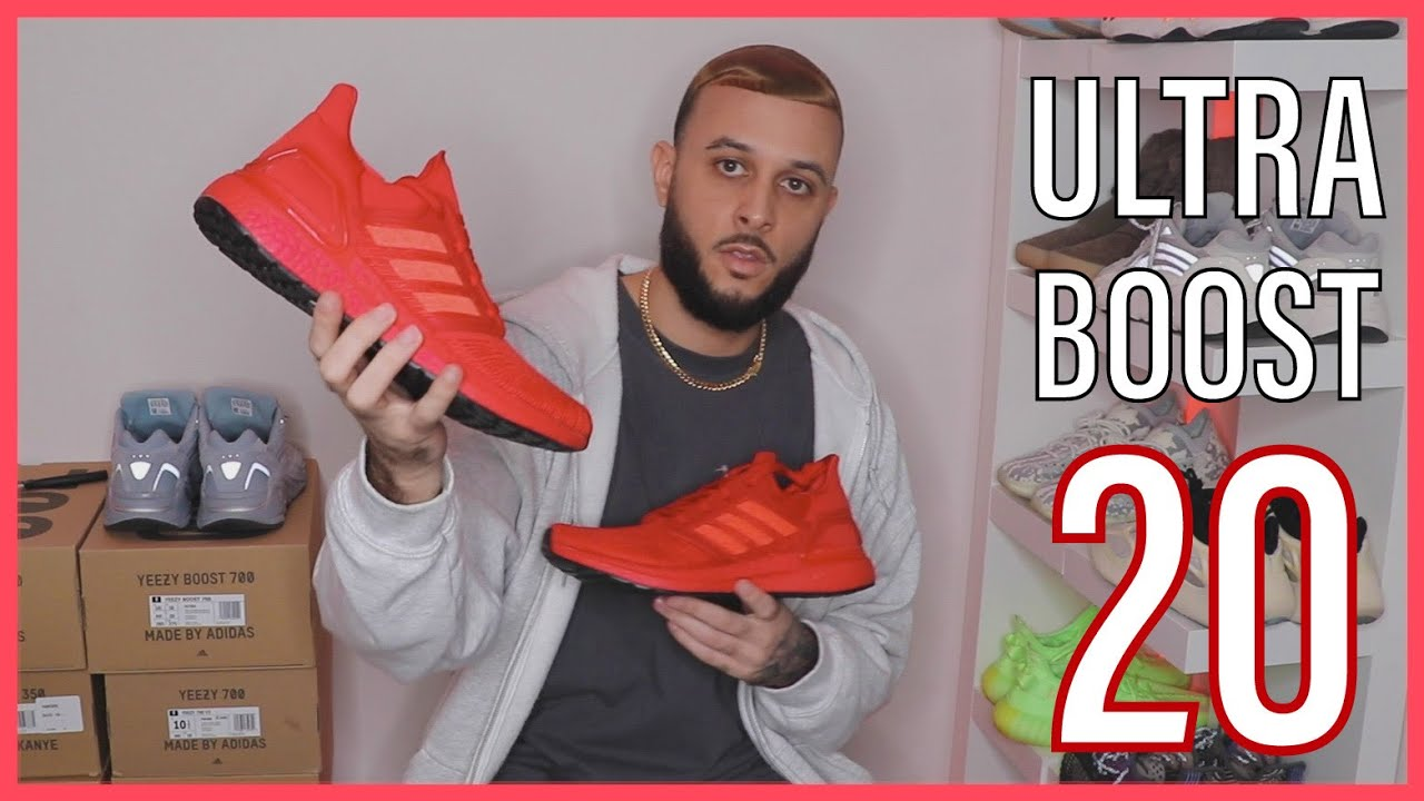 BUY ADIDAS ULTRA BOOST 20 TRIPLE RED