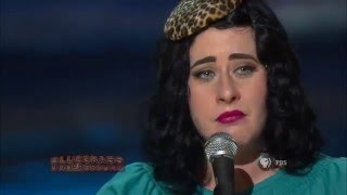 Davina and the Vagabonds - I'd Rather Go Blind (Live) - PBS Season IV