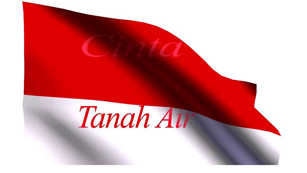 Aku Cinta Tanah Air Indonesia