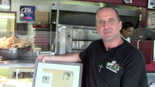 Sausage Pizza In Largo, Fl. Largo Pizza Delivery. Sardos News Review. Authentic Ny Pizza. Catering