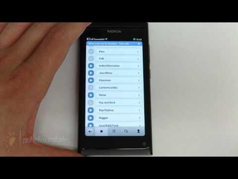Nokia N9 - Musiikki