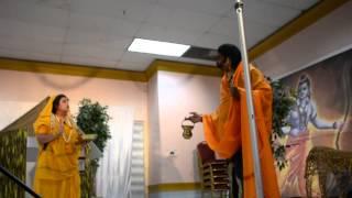 Sita Haran Scene 1 Ramlila Vancouver Canada