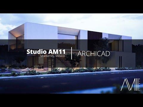 Studio AM11  |  ARCHICAD