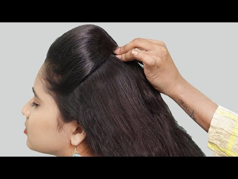 Easy Cute Hairstyle For Girls | Beautiful hairstyle\Simple Hairstyle\Hairstyle girl thumbnail
