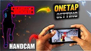 ONETAP HEADSHOT TRICK HANDCAM💛 - para SAMSUNG A3,A5, A5,A7,J2,J5,J7,S5,S6,S7,S9,A10,A20,A30,A50,A70