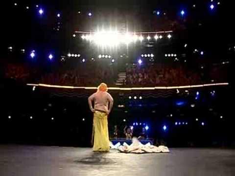 Mamma Trish Britain S Got Talent Audition Youtube