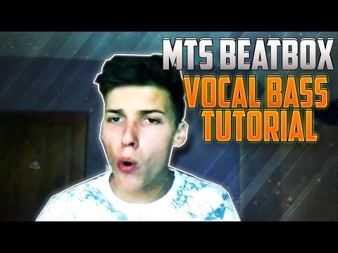MTS BEATBOX - VOCAL MELODY TUTORIAL (English)