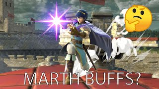 Marth Buffs? Elite Smash games with Marth (Super Smash Bros. Ultimate)