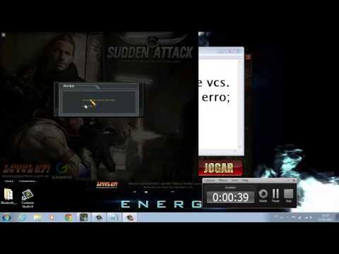 Sudden attack / erro -10000