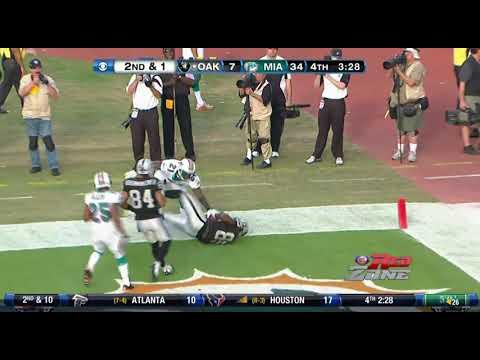 NFL RedZone Every Touchdown 2011 Week 13