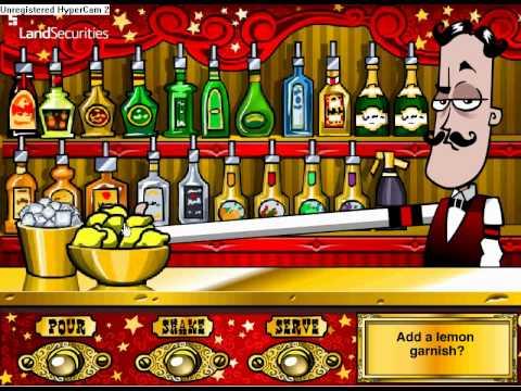 bartender mezcla perfecta