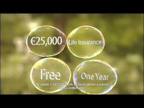 Irish Life - Free Parent Life Insurance
