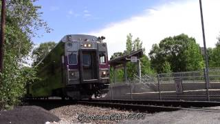 Railfanning Canton with an MBTA Equipment Move and ACS-64 Test Train