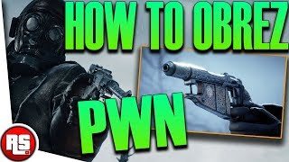 Battlefield 1 how to use the obrez pistol, battlefield 1 best pistol, Bf1 tips, new russian dlc bf1,