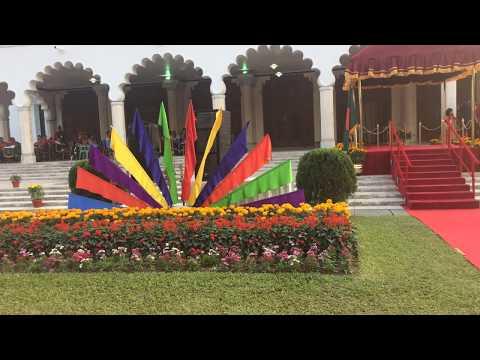 Victory Day Program at Bangabhaban -02