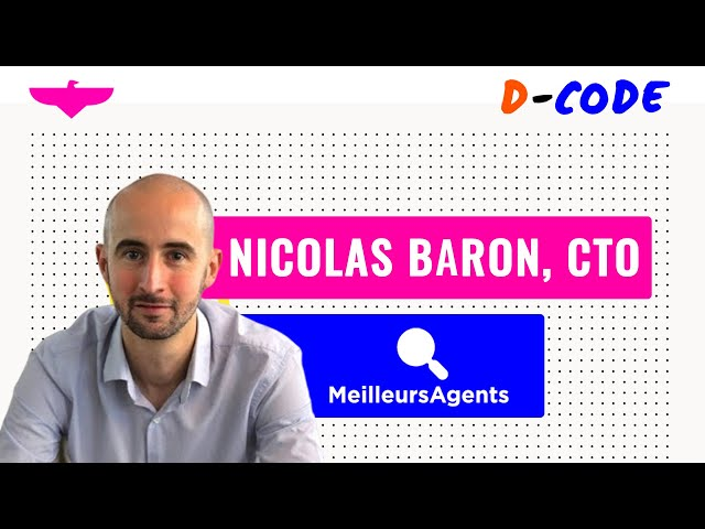 Ask-Me-Anything (Hiring & OKRs) with Nicolas Baron, CTO at Meilleurs Agents