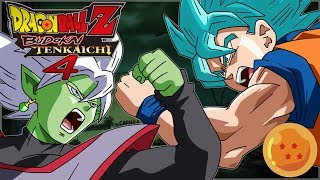 [FR] Dragon Ball Z budokai Tenkaichi 4 Episode 4 - FUSION, BLACK ZAMASU ! | Gameplay Francais