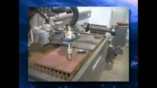 5 Axis Plasma Cutting