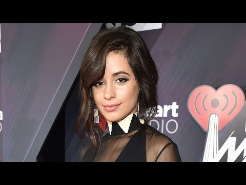 Camila Cabello SHOVED By Hater During Concert