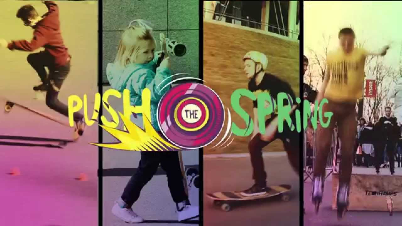Push The Spring 2015 Official Trailer