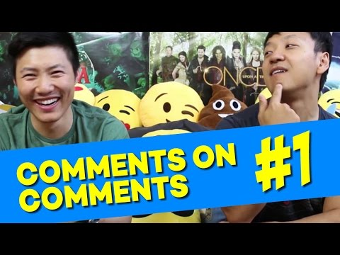 Double Chins and Soup Dumplings on DCS Comments on Comments #1!