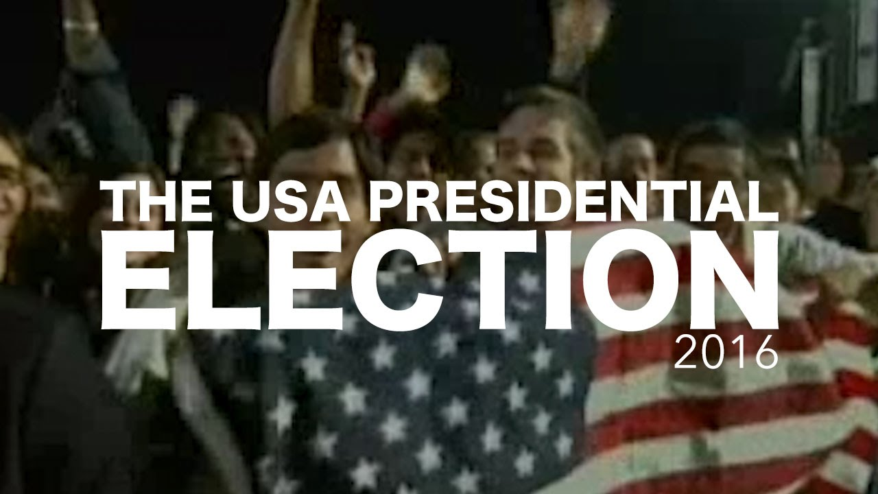 the usa presidential election 2016 youtube. Black Bedroom Furniture Sets. Home Design Ideas