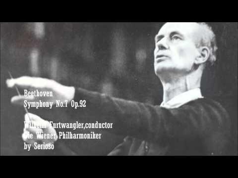 Beethoven, Symphony No 7, Furtwangler