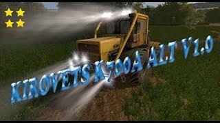"[""KIROVETS K700A ALT"", ""KIROVETS"", ""K700A"", ""Mod Vorstellung Farming Simulator Ls17:KIROVETS K700A ALT""]"