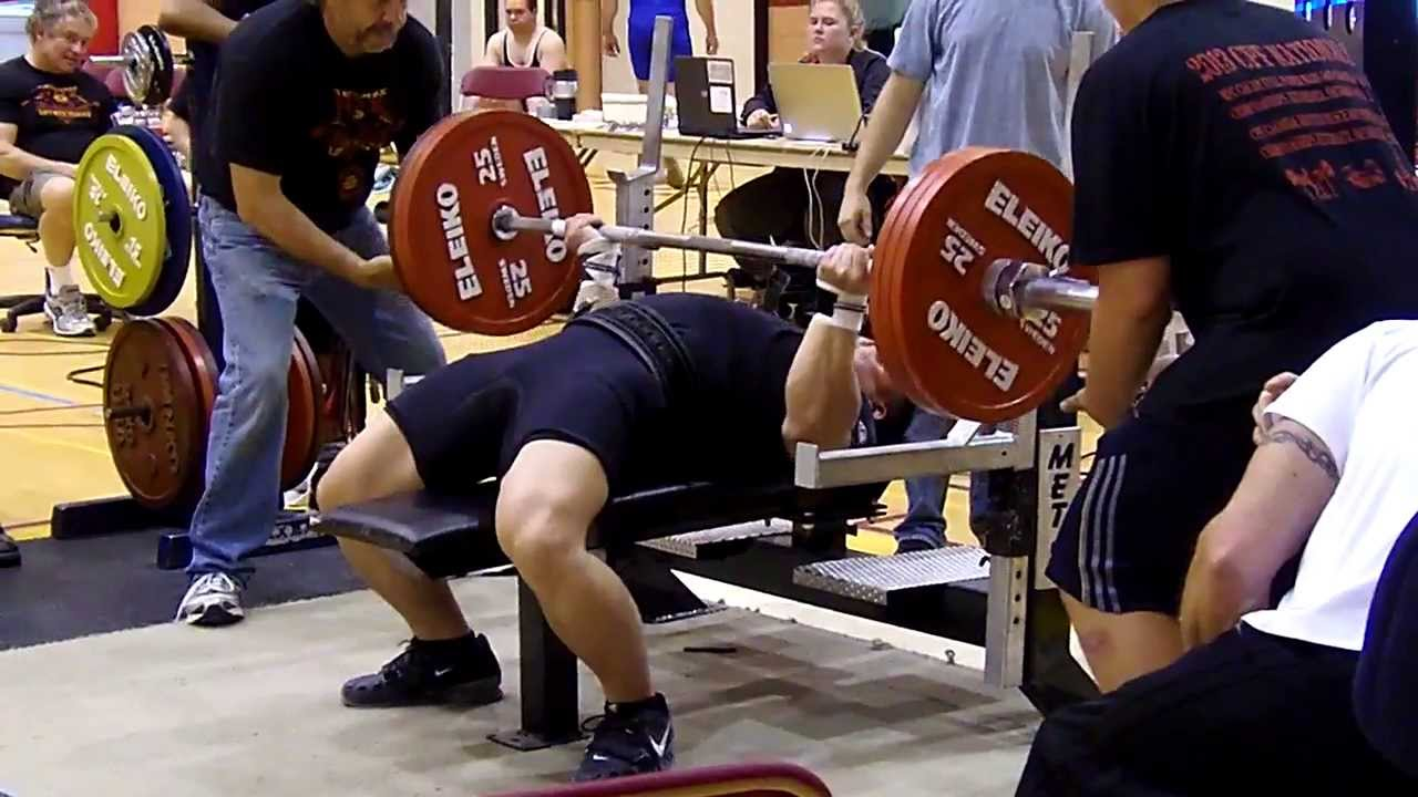 Really. amateur power lifting