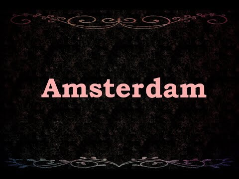 The Retro Snakes - Amsterdam (official video) Travel