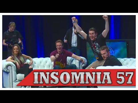 Vlog 29: Insomnia 57! HE HAD MY T-SHIRT!!!!!