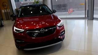 Opel Grandland X review  in egypt في مصر Xاوبل جراندلاند