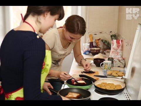 Чем питаются студенты в Беларуси?