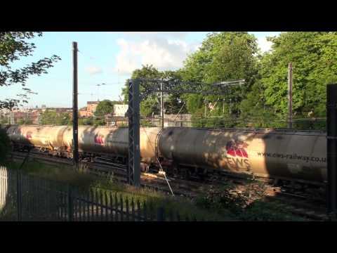 DB schenker 60040 |  6D43 Jarrow to Lindsey at York
