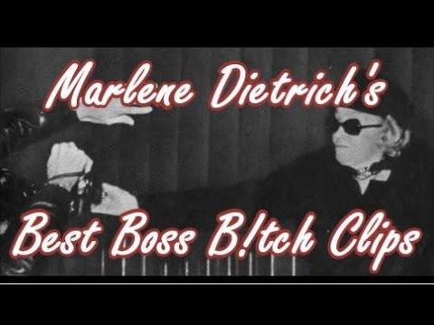 Fabulous Friday: Marlene Dietrich